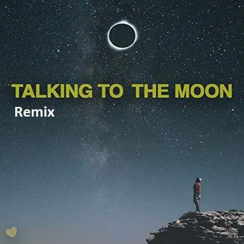 دانلود آهنگ talking to the moon ریمیکس