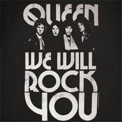 دانلود آهنگ we will rock you ریمیکس